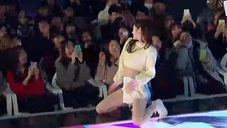 DIA's Eunjin SEXY Dance (Worth It - Fifth Harmony) @ SAF Boom Up Show