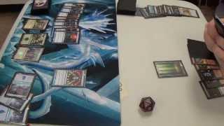 Pauper Magic — Gush Turbo Fog vs. One Land Spy