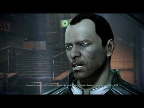 Mass Effect 3: Meeting Dr Gavin Archer From Project Overlord DLC