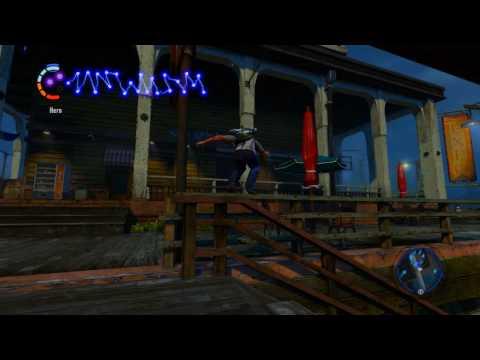 inFamous 2 100% Good Karma Walkthrough Part 69, 720p HD (NO COMMENTARY)