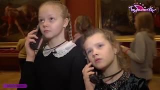 """Ищем картину в Русском Музее. Фёдор Бруни: """"Медный змий"""""""