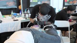 World Famous Tattoo Ink's Rich Zayas Tattoos