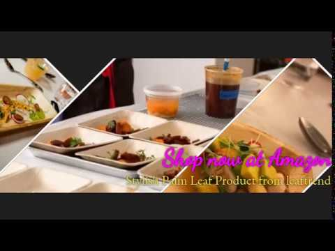 Trendy Dinnerware Collection from Leaftrend & Trendy Dinnerware Collection from Leaftrend - YouTube