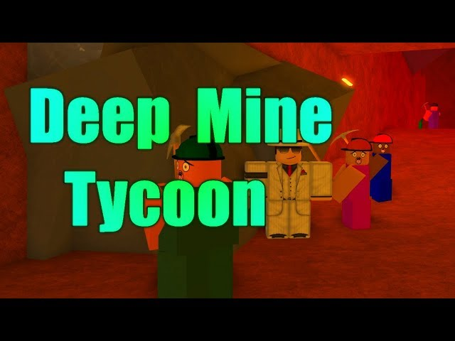 Im Making Another Game! Deep Mine Tycoon Overview (IM BACK!)