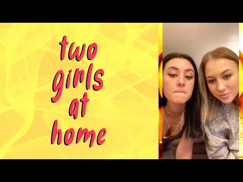 Girls At Home PERISCOPE LIVE 💕