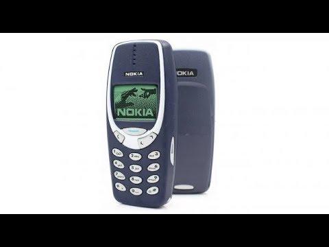 NOKIA 3310 Kick Ringtone Classic