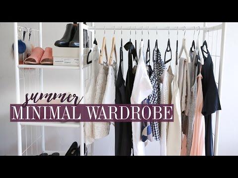 Summer 2017 Minimal Style Wardrobe Lookbook   Mademoiselle