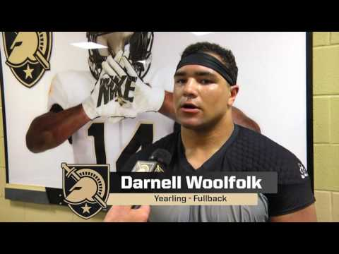 Army Football: Scrimmage Report 8-13-16
