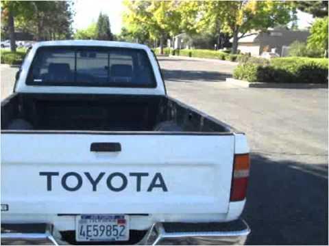 Sacramento Used Cars >> 1991 Toyota Pickup Used Cars Sacramento Ca Youtube