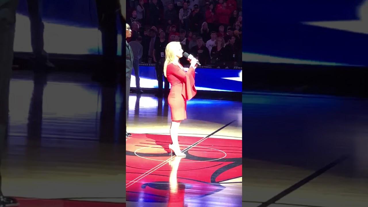 National Anthem for the Chicago Bulls