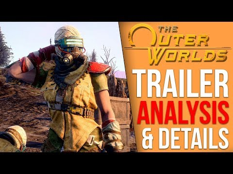 Obsidian's Next Game is...The Outer Worlds