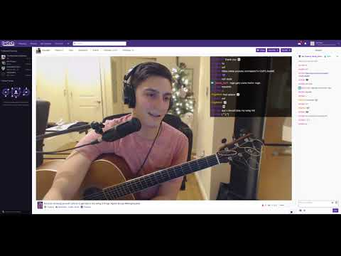 requesting death grips songs on twitch (pt 1)