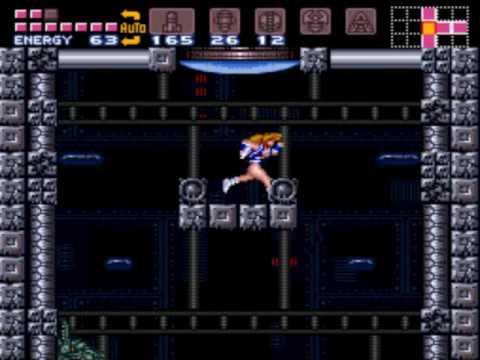 Let's Play Metroid III Justin Bailey #10: Nostalgia