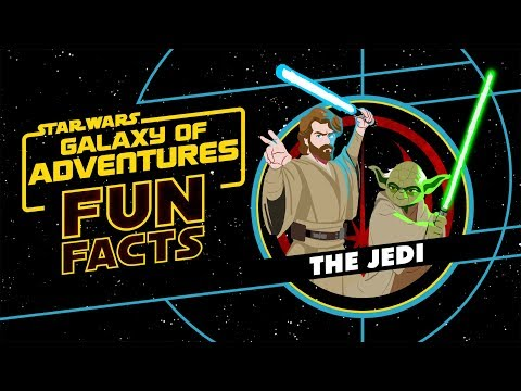 Jedi Knights | Star Wars Galaxy Of Adventures Fun Facts