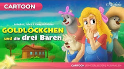 Märchen für Kinder - Folge 31: Goldlöckchen und die drei Bären