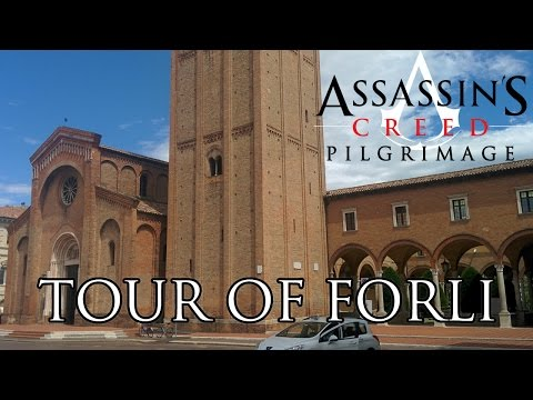 Assassin's Creed Pilgrimage - Tour of Forli