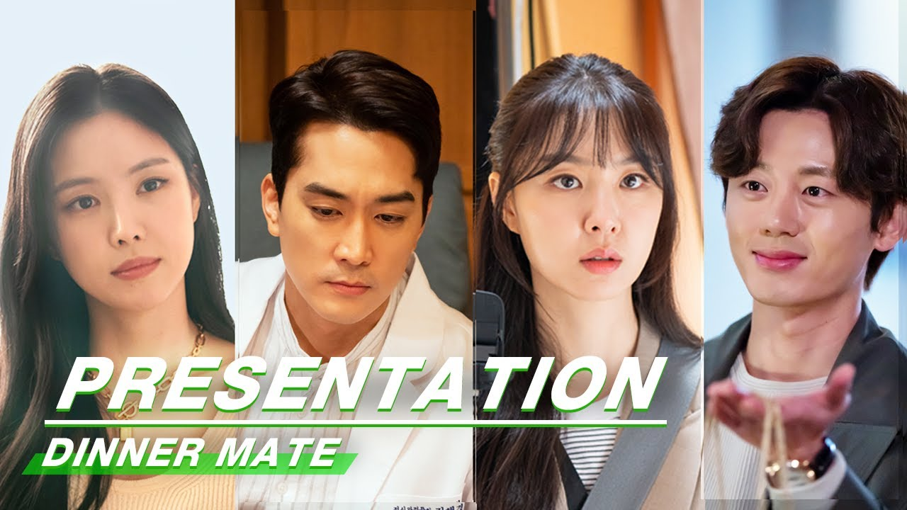 WOW~The main leads shared unknown stories on presentation, hit to find out! |Dinner Mate一起吃晚餐吗|iQIYI