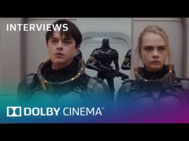 Valerian: Director Luc Besson Dicusses Dolby   Interview   Dolby Cinema   Dolby
