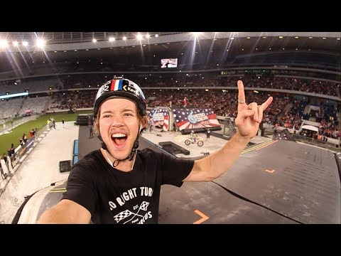 NITRO CIRCUS SHOW IN SOUTH AFRICA!