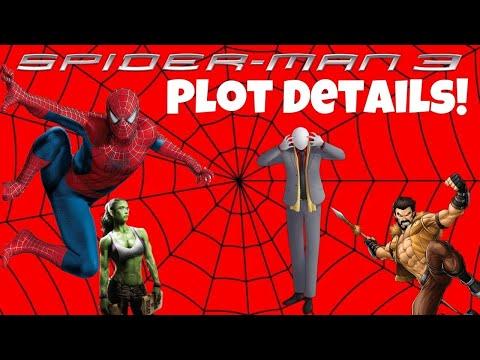 SCOOP! Spider-man 3 Plot Details! Mikey Sutton Exclusive!