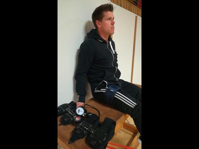 Fit Cuffs - Occlusion Training: ACL prehab