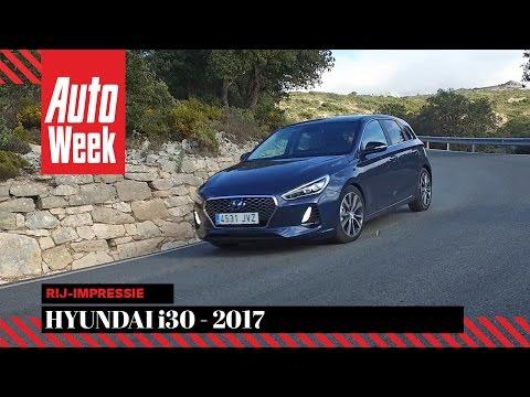 Hyundai i30 2017 AutoWeek Review English subtitles