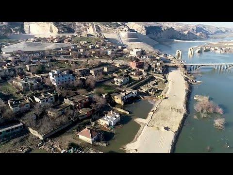 Власти Турции затопят 12-тысячелетний город
