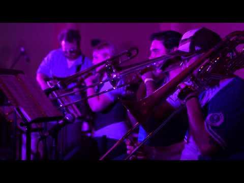 The Urban Renewal Project - Uptown Funk Live at Levitt Pavilion L.A.