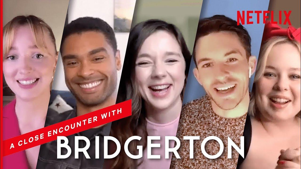 Download The Bridgerton Cast Reveal Behind The Scenes Gossip | Netflix