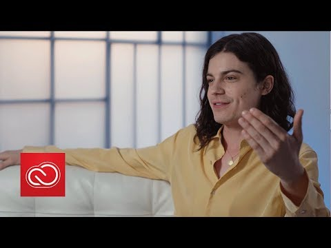 BØRNS: What You Won't Learn in School | Adobe Creative Cloud