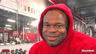 Kai Greene A Day in the Life - Part 3/3