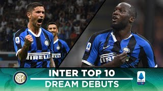 INTER TOP 10 DREAM DEBUTS 🔥⚫🔵