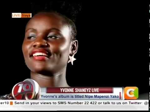 This Siaya Afropop queen Yvonne Shanneyz... #10Over10