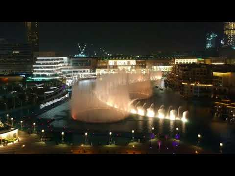 Dubai Dancing Fountains- Ezel