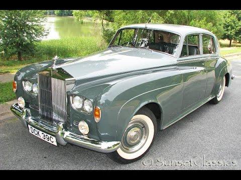Luxurious 1965 Rolls-Royce Silver Cloud III for Sale