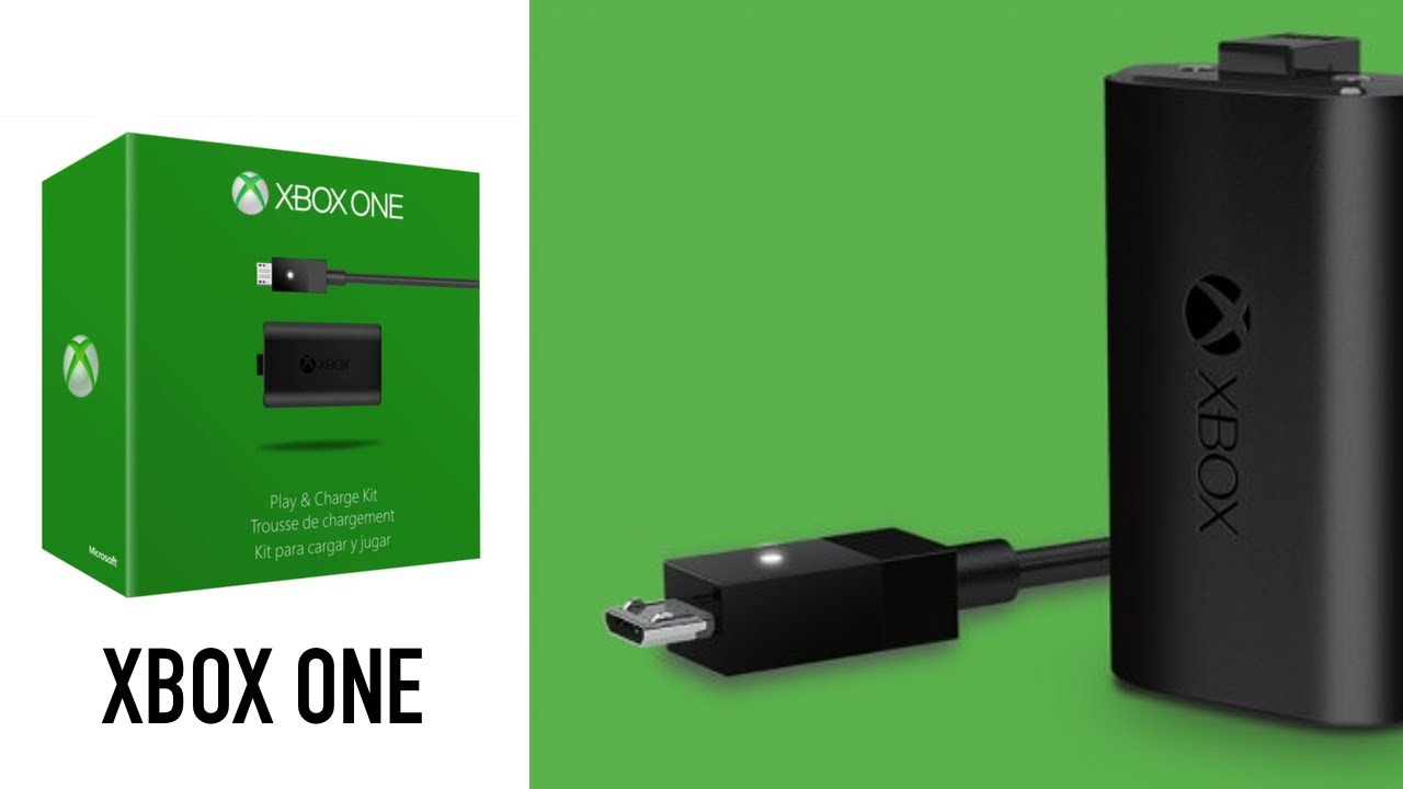 Chargeur Manette Xbox One