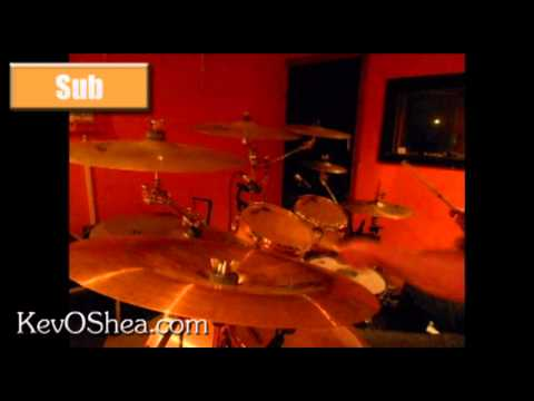 Free Drum Lessons | Linear Drumming Fill 03