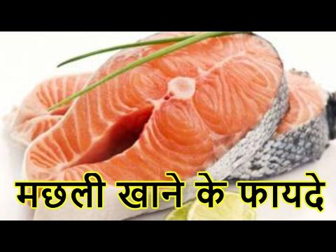 मछली खाने के फायदे   The AMAZING Benifit Of Eating Fish   Fish khane ke laabh
