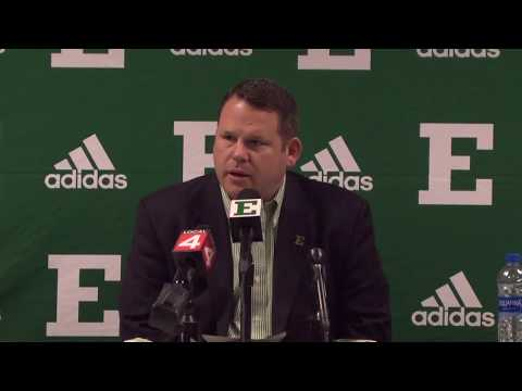 Eastern Michigan University Athletics to Reduce Sports from 21 to 17