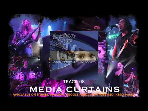 LYDIAN SEA - MEDIA CURTAIN