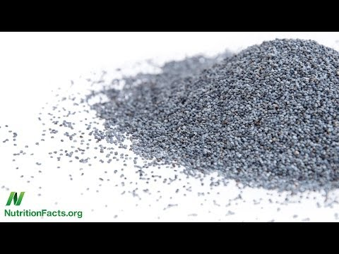 How Many Poppy Seeds Are Too Many? | NutritionFacts org