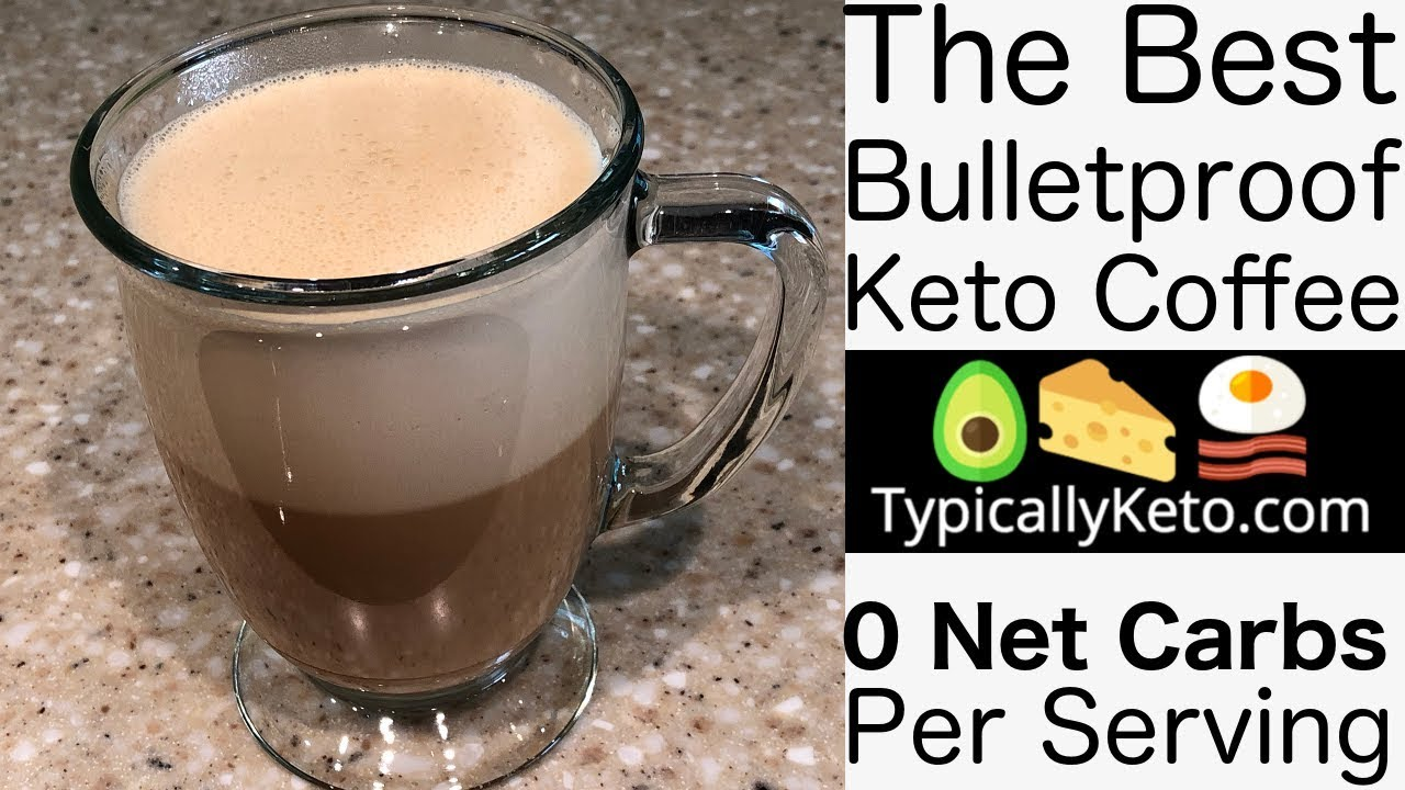 how to make the best bulletproof coffee