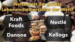 Größter Lebensmittelkonzern? - Marco's Quzshow (Ep.6)