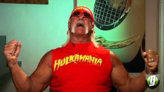 Hulk Hogan on slamming Andre the Giant
