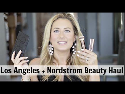los-angeles-+-nordstrom-beauty-haul-|-msgoldgirl