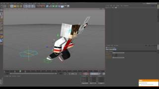 Tutorial - Como Fazer um Run Cycle - Cinema 4D