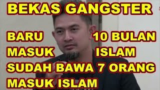 Pengalaman Bro Ben Ooi Chooi Beng Ajak Orang Masuk Islam