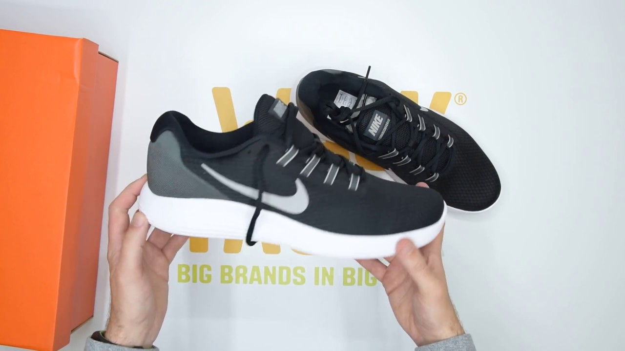 Nike Lunar Converge Running - Black/ Grey - Unboxing | Walktall