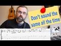 Melodic Minor, Dorian & Blues - Must Know Minor Sounds - Jazz Guitar Licks