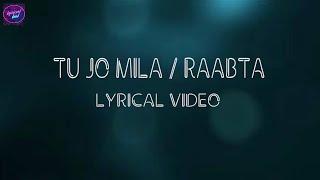 Tu Jo Mila Raabta | t-series mixtape | jubin nautiyal shirley setia | bhushan kumar | pritam